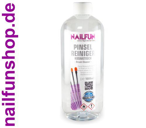 Pinselreiniger 1000ml = 1 Liter - Brush Cleaner für Pinsel und Werkzeuge