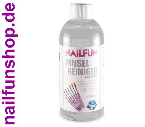 Pinselreiniger 500ml = 1/2 Liter - Brush Cleaner für Pinsel und Werkzeuge